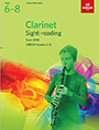 Clarinet Sight-Reading 2018 (Grades 6-8)